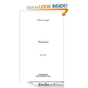 Katarina (French Edition): Fabrice Legru:  Kindle Store