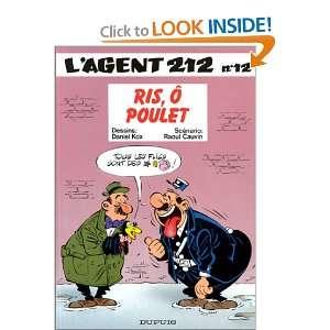 Ris, ô poulet (9782800117683): Raoul Cauvin, Daniel Kox: Books