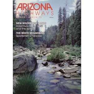 Arizona Highways, March 1986 (Wilderness, Arizona Strip