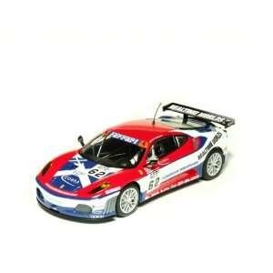 Scalextric 132 Slot Car Ferrari F430 GT Realtime C2804 Toys & Games