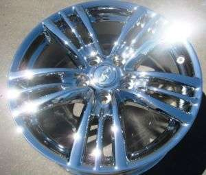 FACTORY INFINITI G37 OEM CHROME WHEELS RIMS G35 MAXIMA M35 Q45 350Z
