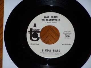 LINDA BALL OWER RECORDS M , RARE PROMO SLEEVE, BOYCE & HAR, MONKEES