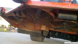 Jacobsen wide area mower HR9016 Kubota diesel 16ft rotary 4wd Toro WAM