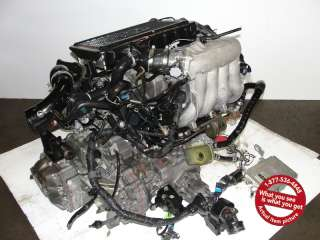 03 TOYOTA CALDINA 3S GTE ENGINE TOYOTA CELICA ST205 3SGTE TURBO MOTOR