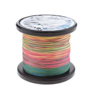 PE Dyneema Braid Fishing Line Spectra Colour 500M 40LB