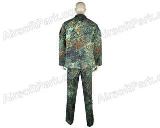 Special Force Combat Uniform Shirt & Pants Ver3 German Camo   XL