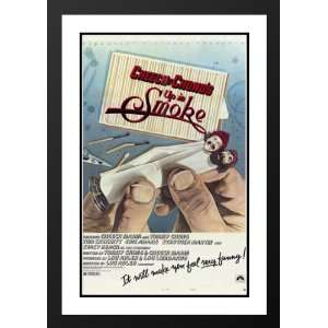 Cheech & Chongs Up in Smoke Framed and Double Matted 32x45 Movie
