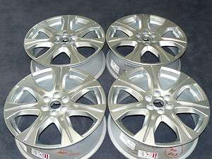FACTORY OEM CADILLAC SRX WHEEL RIM SET 20IN 4667