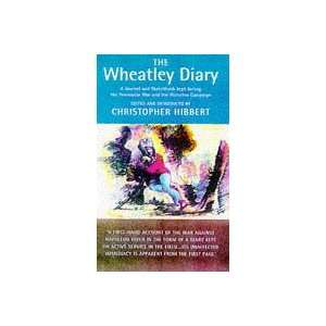 The Wheatley Diary A Journal and Sketch Book Kept During