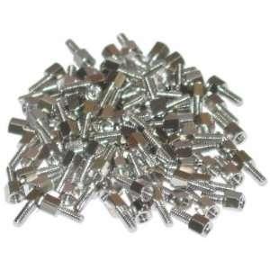 NEW Hex Nut / Screw (Jack Screw), # 4   40, 11.40 mm (100 Pcs Per Bag