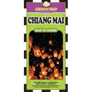 Chiang Mai (2010) (9789745251106): Aaron Frankel, Groovy Map: Books