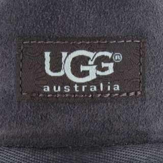 UGG AUSTRALIA   5803 BAILEY BUTTON CHOCOLATE SHEEPSKIN WOMENS US SIZE