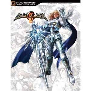52999 PS3/X BOX 360 Soul Calibur IV Limited Edition Guide Video Games