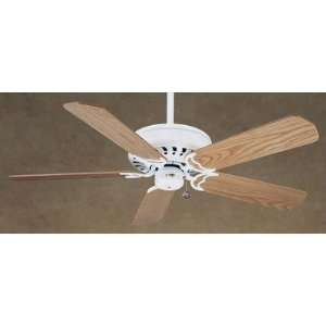 , Concentra Snow White Energy Star 50 Ceiling Fan with B561 Blades