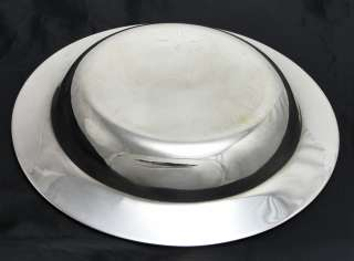 Vintage Georg Jensen Denmark Acorn 642 Sterling Silver Bowl