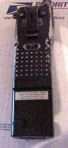 Kenwood TH 78A 440 2 meter Ham Radio W/Large Battery