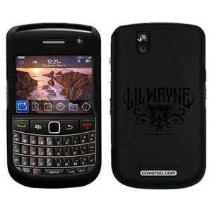 Lil Wayne Emblem on PureGear Case for BlackBerry Tour