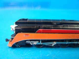 Kato N Scale GS 4 Southern Pacific Locomotive Model Train Steam Tender