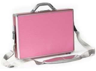 MEZZI SD PINK ABS PLASTIC / ALUMINUM HARD LAPTOP CASE
