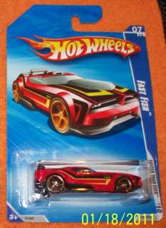Hot Wheels Fast Fish Faster Than Ever 10 NISB A6