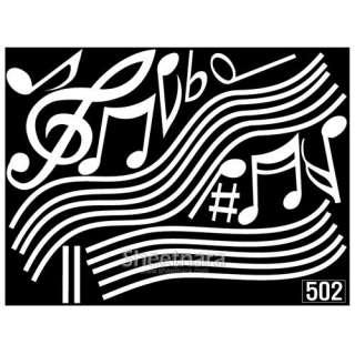 WD 502 RHYTHM 1 Vinyl Graphic Wall Art Decals Sticker