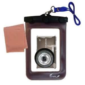 Dry Waterproof Camera Case for the Olympus FE 4020 Digital Camera