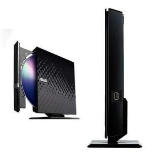 New External DVD Drive   Black   SDRW08D2SUBLACK