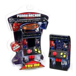 Spider Man 3 Penny Arcade Color LCD Game