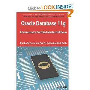 Oracle Database 11g Administrator Certified Master Third