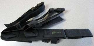 NUEVO acabado negro táctico de cuchillo de operaciones especiales de