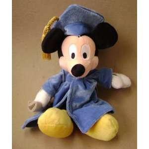 Disney Mickey Mouse Graduation Stuffed Plush Toy   9