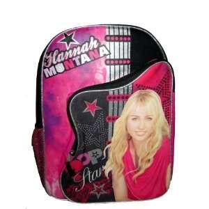 Hannah Montana Secret Star Large Backpack Bag Tote Sports