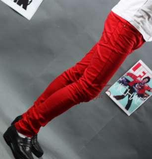 Michael Jackson Thriller RED Pants, MJ Costume replica MJTPR