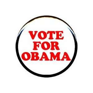 Napoleon Dynamite Style Vote For Obama Button/Pin