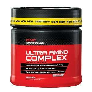 GNC Pro Performance® Ultra Amino Complex – Fruit