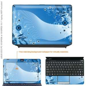 skins STICKER for ASUS Eee PC 1015PEM 1015PED case cover EEE1015 443