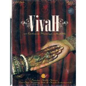Vivah An Exclusive marriage Collectible (3 CD Pack): Mix: Music