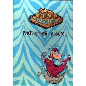 The Flintstones Viva Rock Vegas Photograph Album Books
