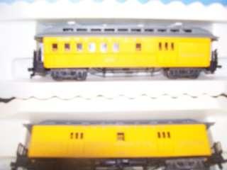 AHM/RIVAROSSI/POCHER   Old Time Passenger cars  L.I.R.R