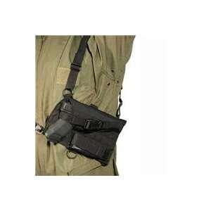 Blackhawk Universal Spec Ops Pistol Harness   Black