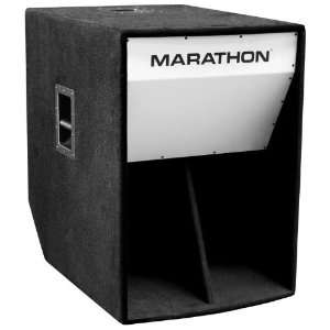 Marathon Ml 36 Folded Horn 18 Inch High Power Bass Cabinet