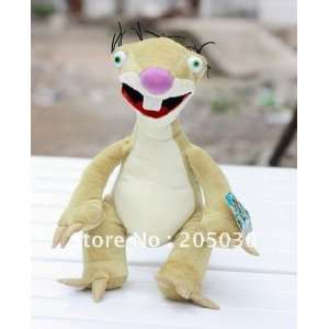 new style ice ages series plush toys sloths toy 33cm size