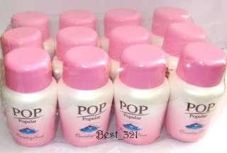 pop popular vanishing cream plus vitamin e