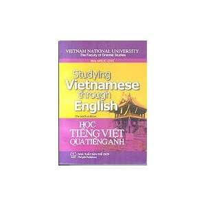 Hoc Tieng Viet Qua Tieng Anh (Studying Vietnamese Through