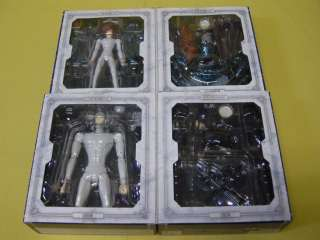 Bandai Saint Seiya Cloth Myth Asgard 8 God Warriors & Odin & Hilda 10