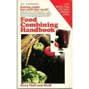 Food Combining Handbook: Gary Null: Books