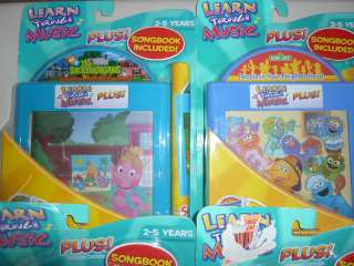 Fisher Price Learn Through Music Plus System Laurie Dora Diego