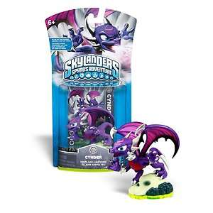 Skylanders 5 Figures CYNDER EMPIRE OF ICE Slam Bam Anvil Rain Sky Iron