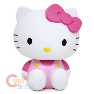 Sanrio Hello Kitty Coin Bank Pink Bow PVC Figure 6 Licensed