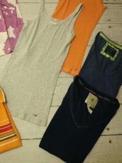 HOLLISTER ABERCROMBIE & FITCH AE T Tee Shirt Lot Sz Medium M
